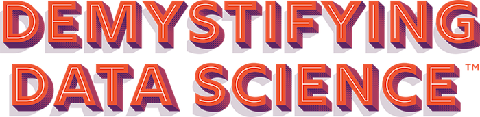 Demystifying Data Science Conference