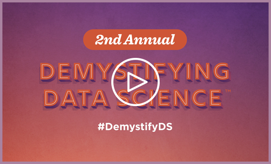 Demystifying Data Science 2018   A FREE Live Online Conference July ...