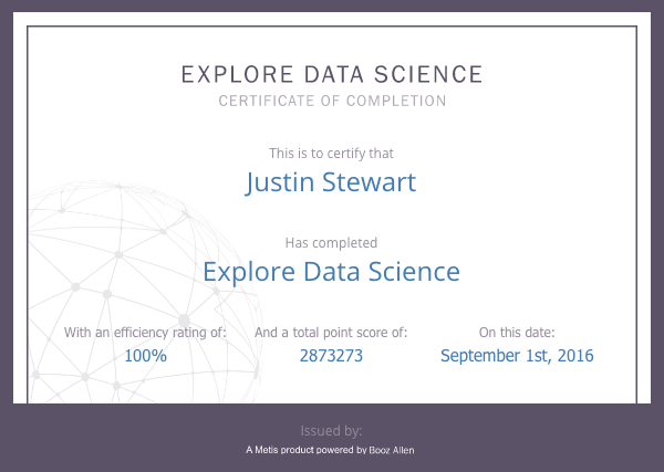 explore data science | metis